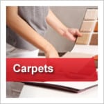 Carpets and Underlay flooring for your home at The Carpet Stop
